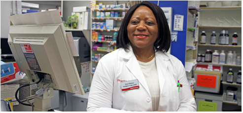 031816 the rising cost of education is a concern across the nation a fact that is not lost on cvs pharmacist rose hillmara - Cvs Pharmacy Technician Job
